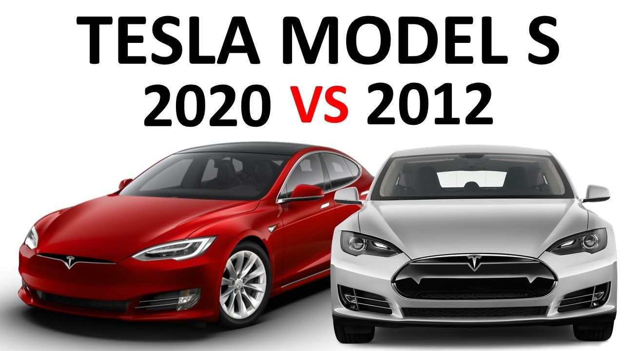 2012 Vs 2020 Tesla Model S How Much Has The Model S Improved In 9 Years Youtube Tesla Model S 2020 Tesla Tesla