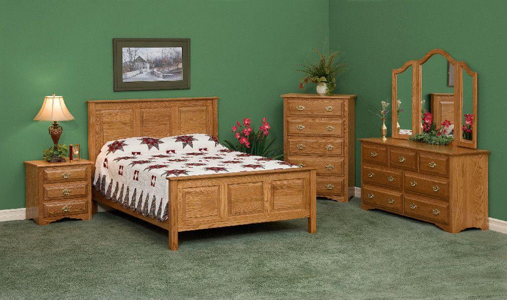 Eden Bedroom (Edencraft) Elmer\'s Custom Amish Furniture ...