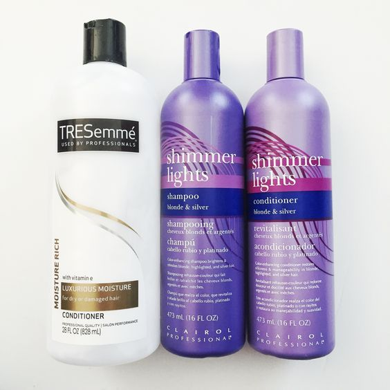 The Best Purple Shampoo And Conditioner