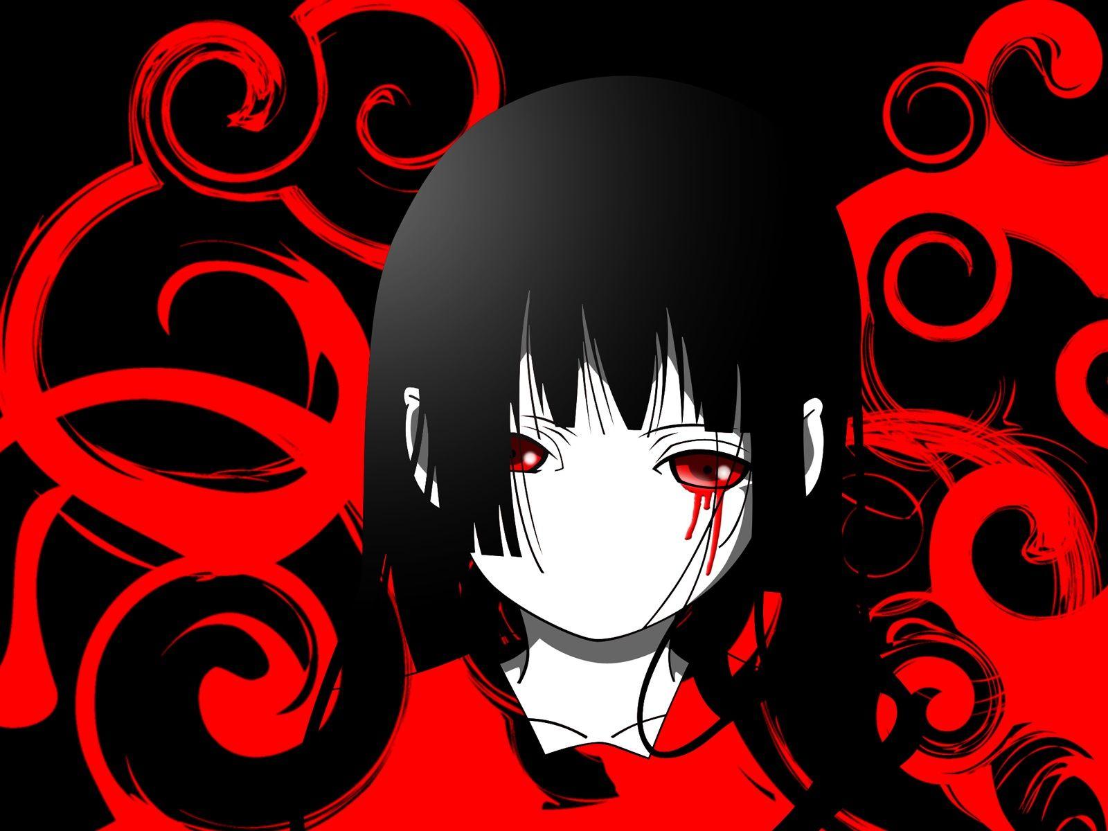 Enma Ai Enma Ai Pinterest Anime