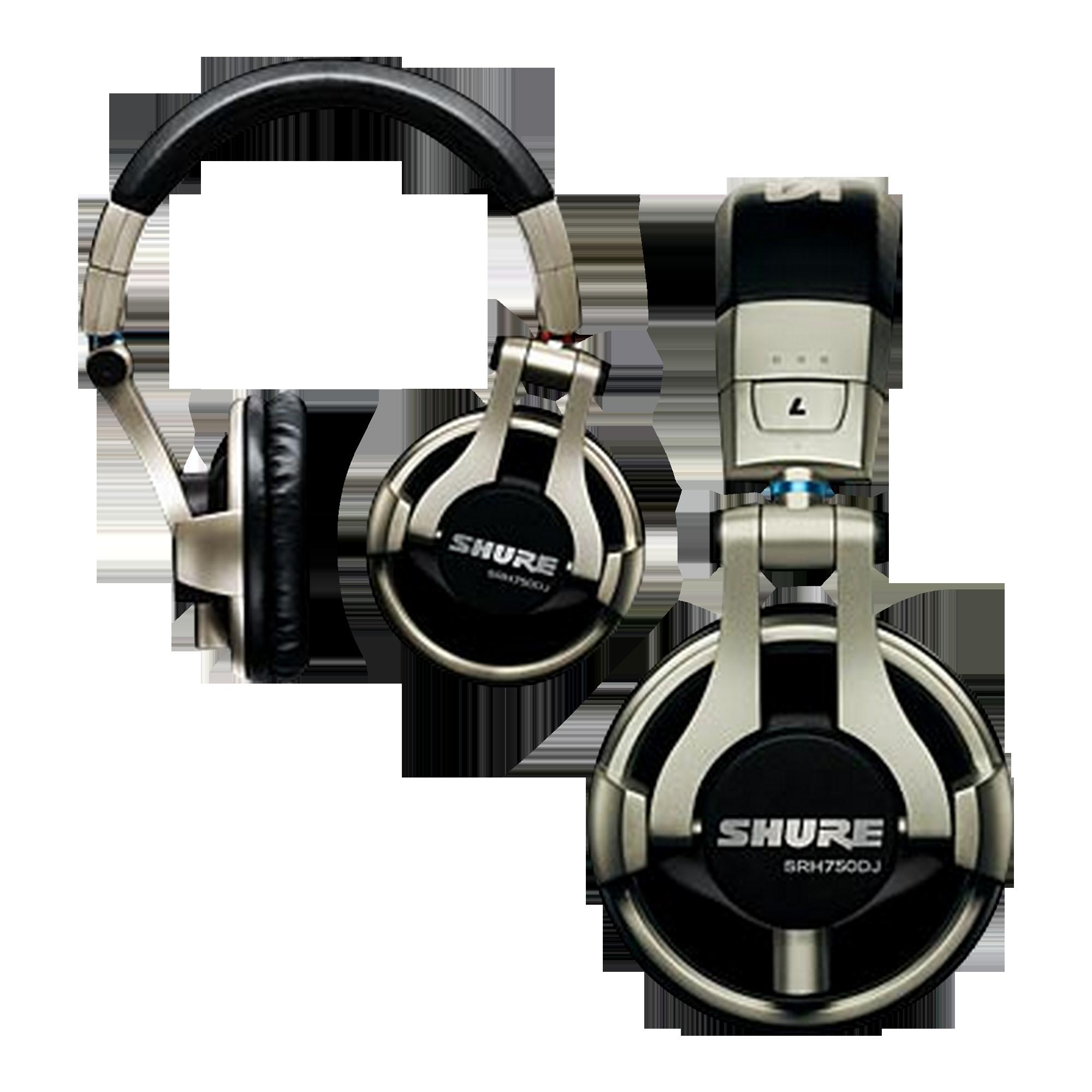 Shure SRH550DJ Professional DJ Headphones  LiveSoundwave  headphones ... f1cf4fe4a567