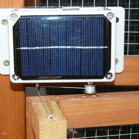 Module De Fermeture Automatique Pour Poulailler Module Seul Sans - Porte automatique poulailler solaire