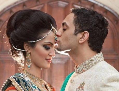 Indian wedding hairstyles: The up do » Shaadi Bazaar