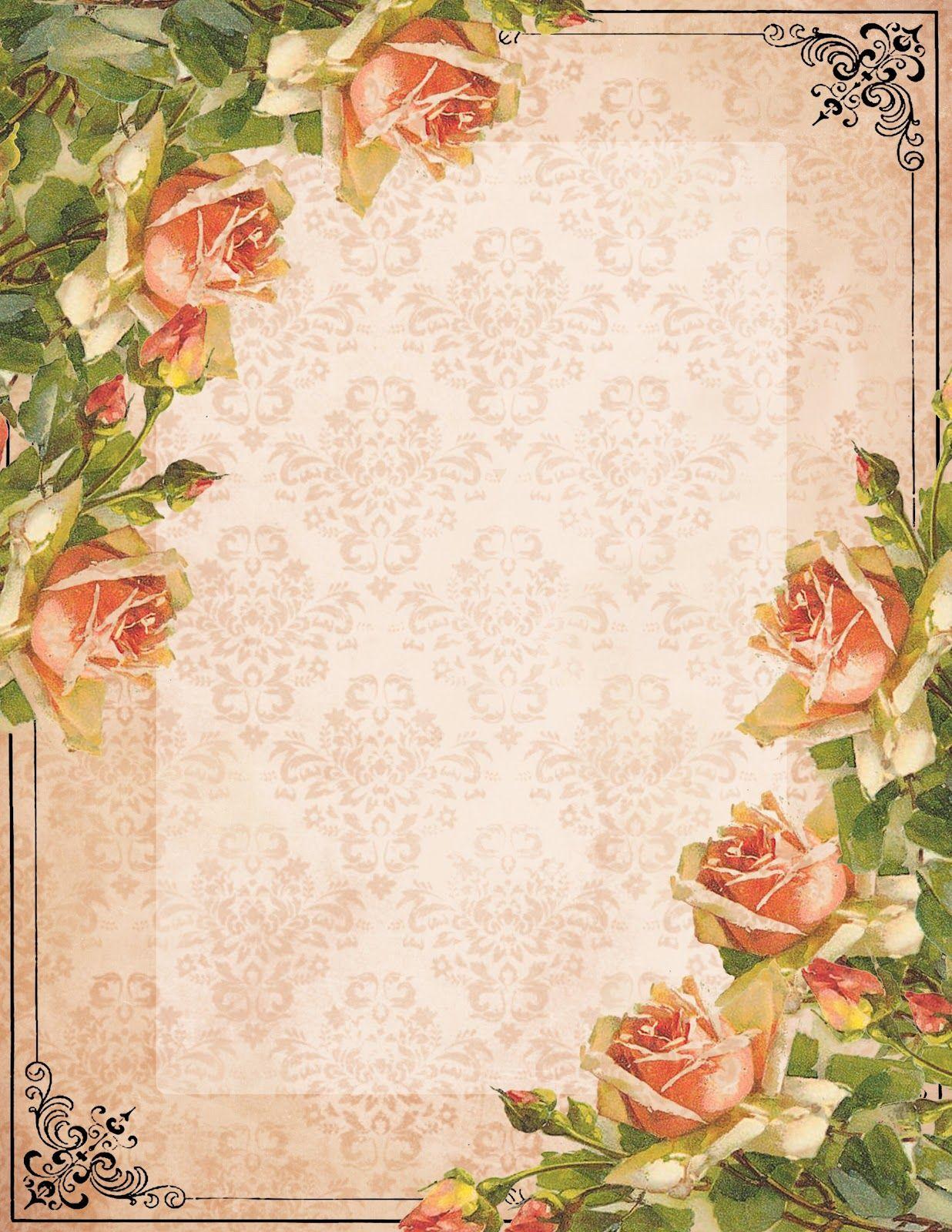 Фоны роз для скрапбукинга 21 фотография