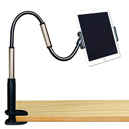 Geepin Clamp Mount Tablet Stand For Ipad And Iphone 3 3 Tablet Stand Ipad Stand Tablet Mount