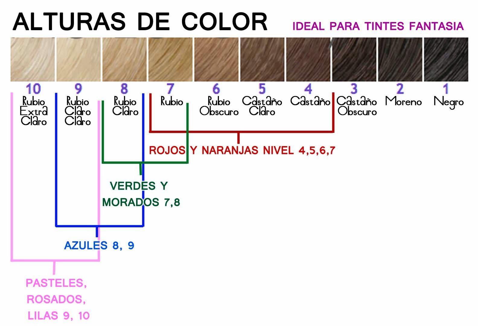 Tintes Y Decoloraciones Técnicas De Color Para Cabello Decoloración De Cabello Como Decolorar El Cabello