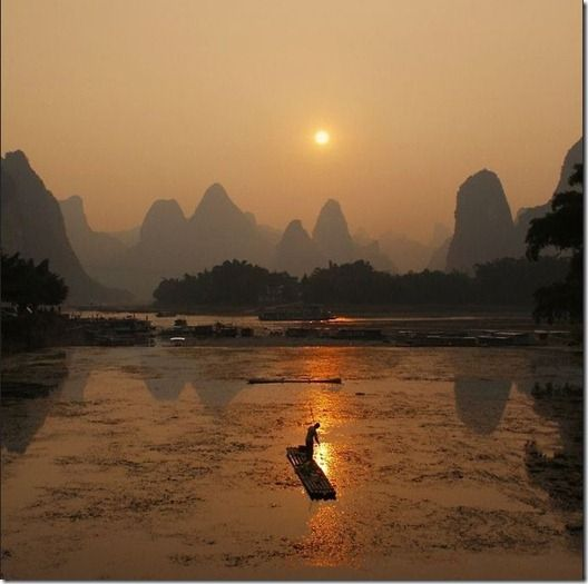 Chinese Landscape Photography By Bernardo And Tomas Medina