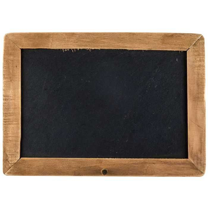 Slate Chalkboard with Pine Wood Frame | 3rd Birthday Party | Pinterest