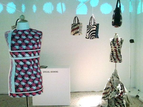 """""""Ethical"""" Fashion - Pinko Bag for Ethiopia launch party"""