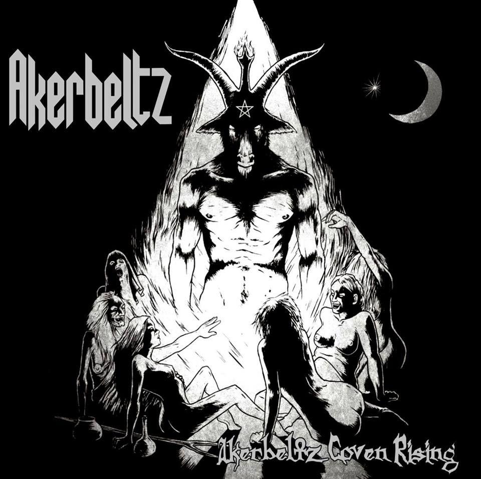 Akeberltz - Akerbeltz Coven Rising