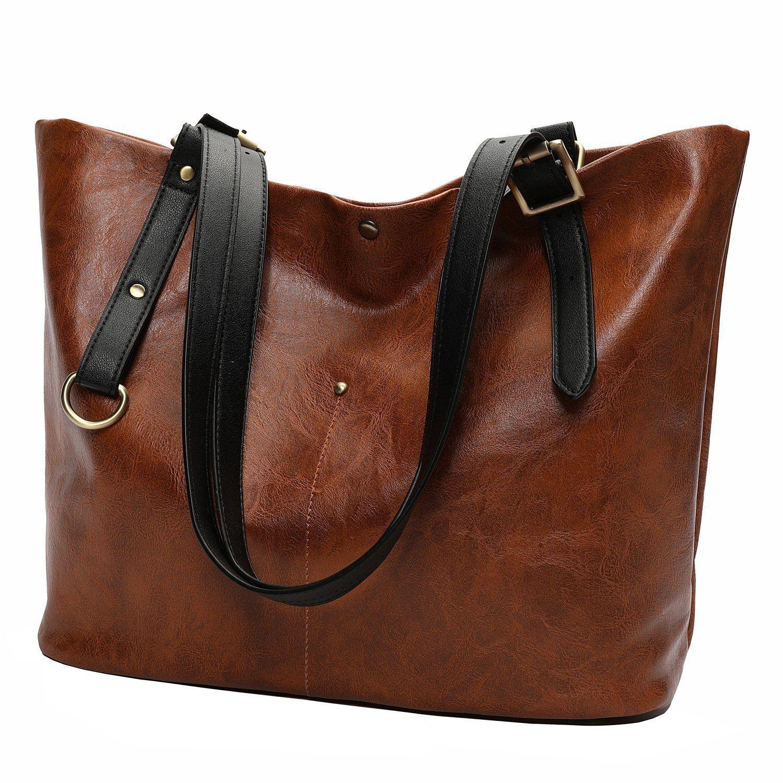 Women Pu Leather Tote Handbags Casual Large-Capacity Crossbody Bags S –  Mollyca. 2018 Fashion Leather Handbag Shoulder Bag – lalasgal 11b8241e7ad7d