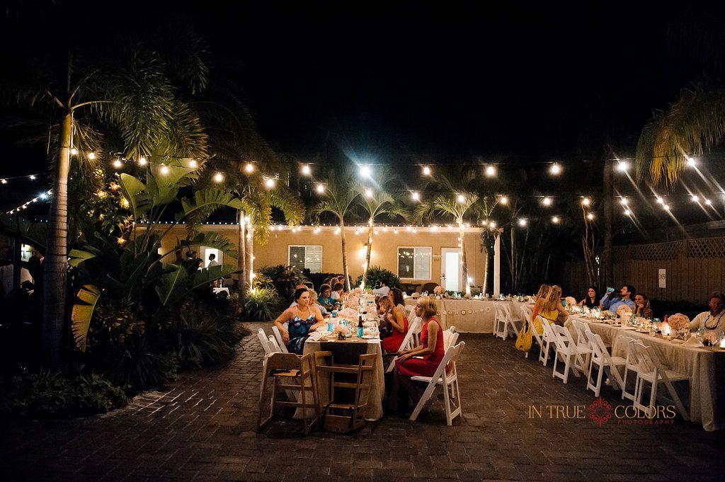 Destination wedding on siesta key at the capri resort