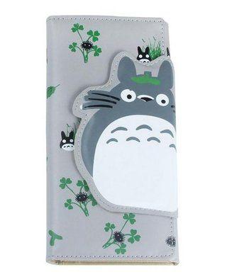 Carteira Totoro Ghibli