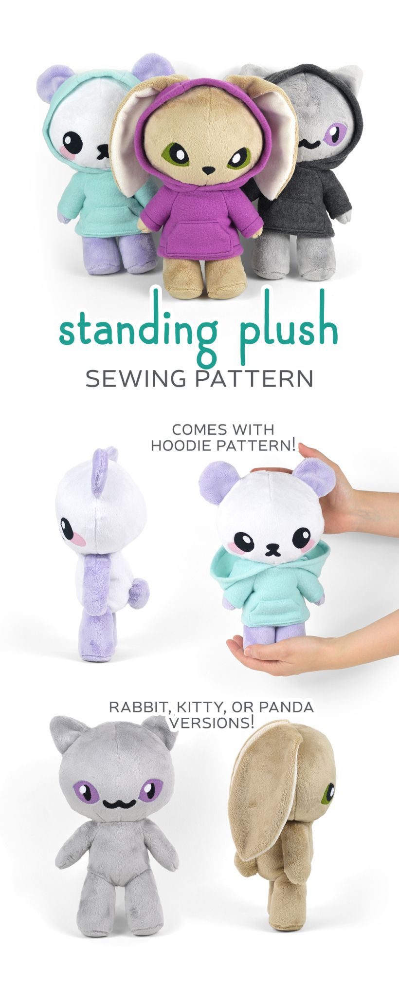 Holiday Pattern Giveaway Winners! | Choly Knight | Nähmuster ...