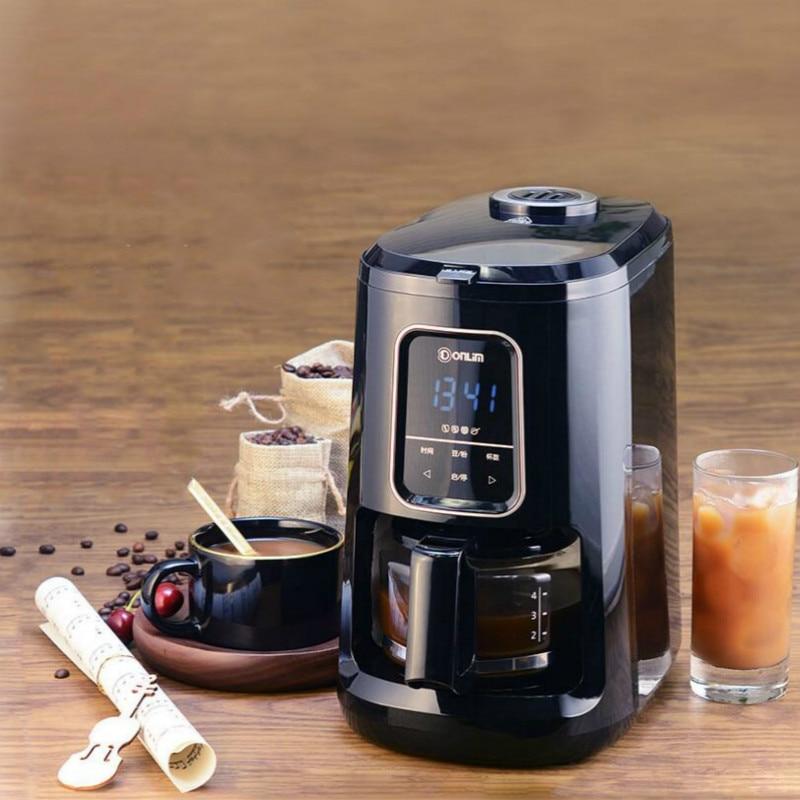 Automatic American Drip Type Grinding Bean Machine