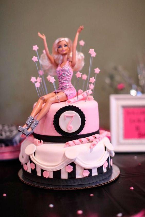 Decoración de Barbie para cumpleaños | Decoracion de barbie, Fiestas ...