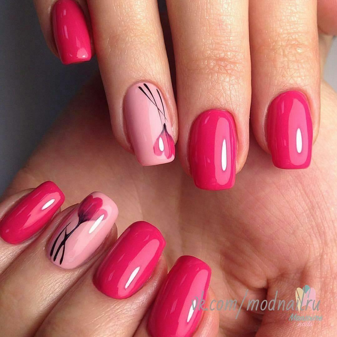 Perfect length and shape pedicureideas nail ideas in
