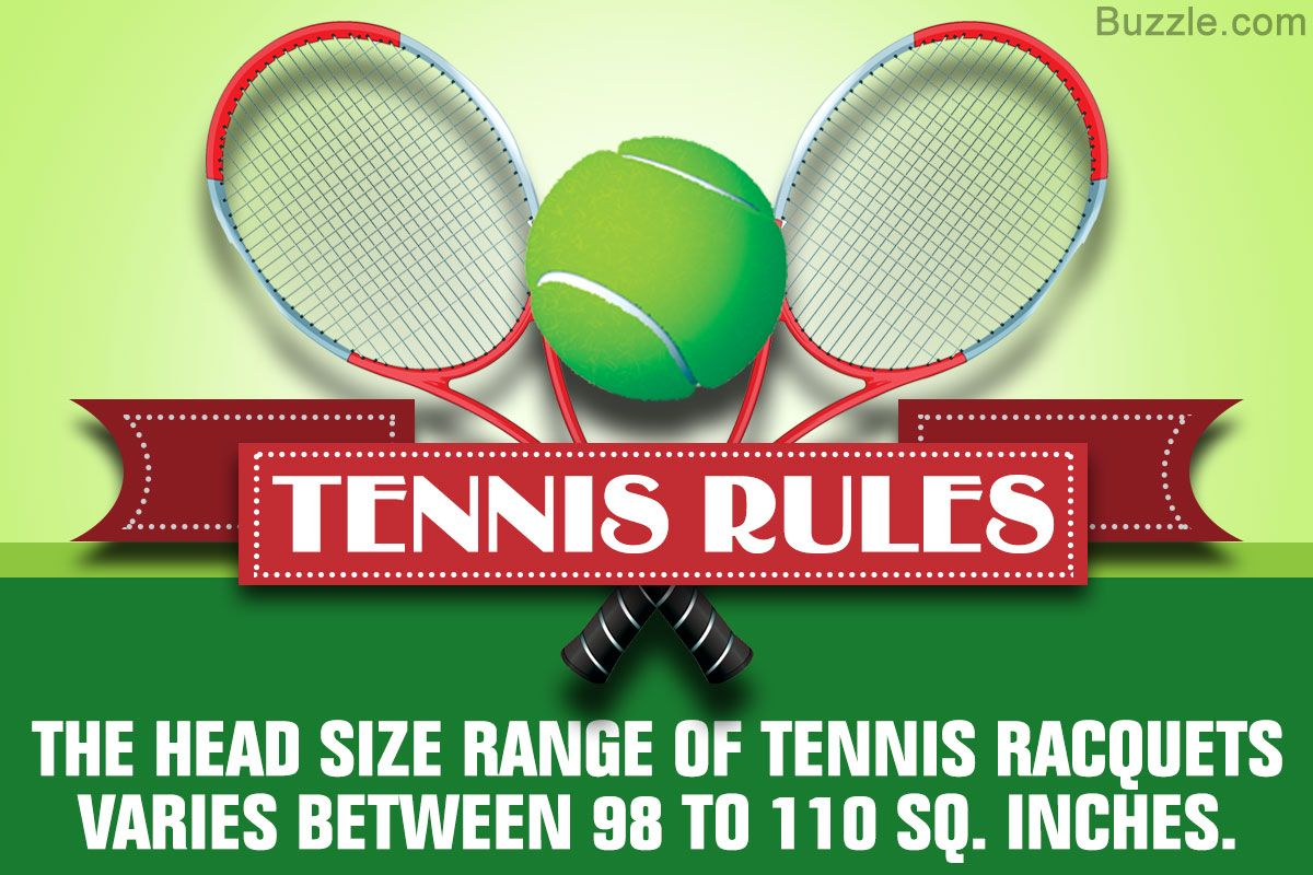 Everyone Should Know These Basic Rules For Playing Tennis Tennis Rules Tennis Tennis Racket