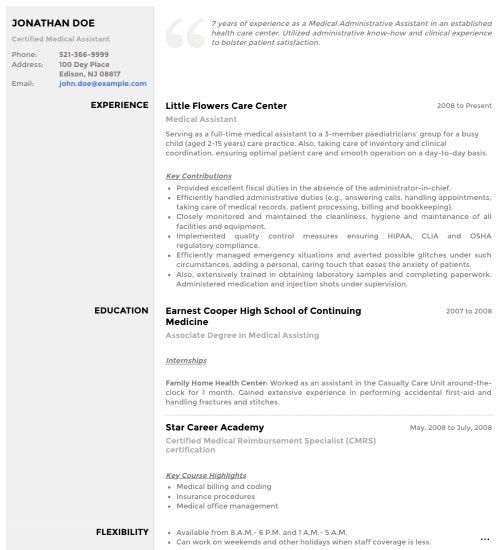 Resume template basic likeness 20 intriguing templates graphic