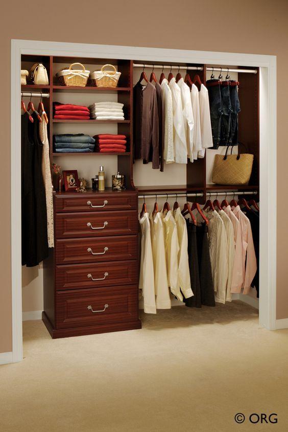 Walk In Closet Gallery   Closets Plus