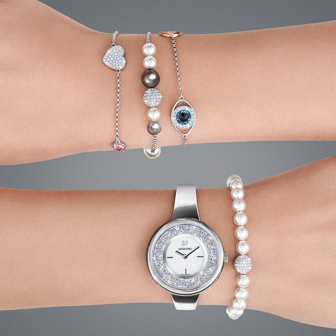 3bf6845e4 Style up your everyday watch with this fabulous Swarovski Remix Collection.  Perfect for many occasions