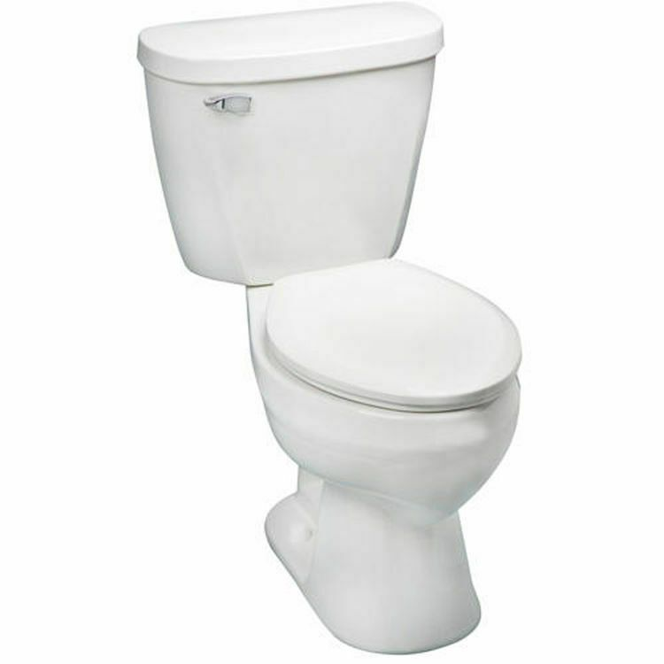 Mansfield 384ctk Wht White Summit 1 6 Gpf Elongated Bowl Toilet Toilets Ideas Of Toilets Toilets Toilet Eco Friendly Toilet Bidets
