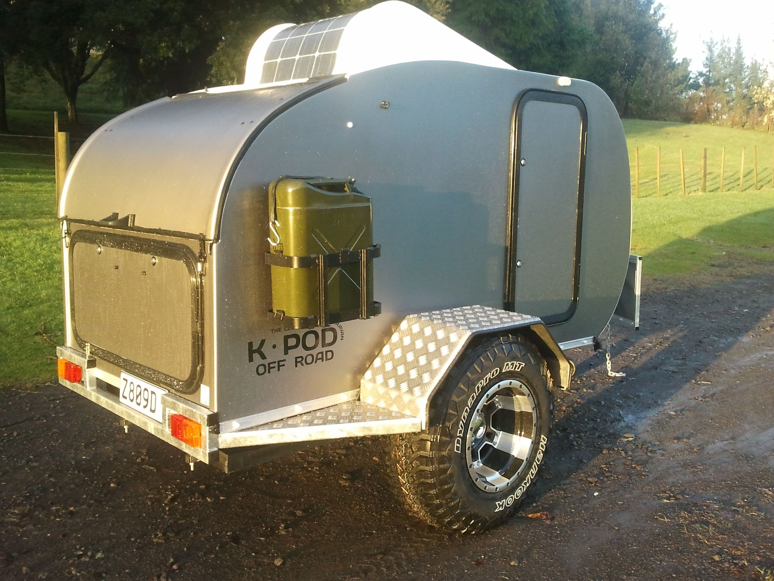 Our Own Off Road K Pod Made In Nz For All Outdoor Lovers Who Want