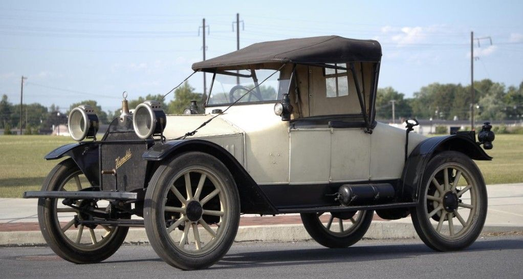 1913 Hupmobile Model 32 Two-Seater | Vintage Cars 1 | Pinterest ...