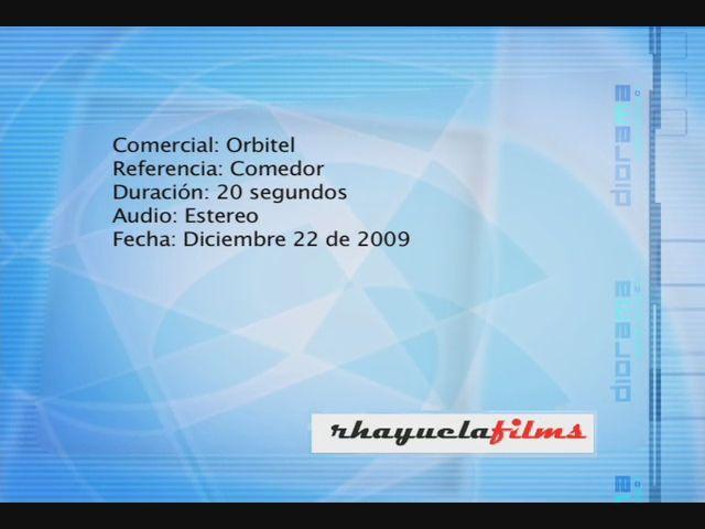 Orbitel España/Comedor, via Flickr.