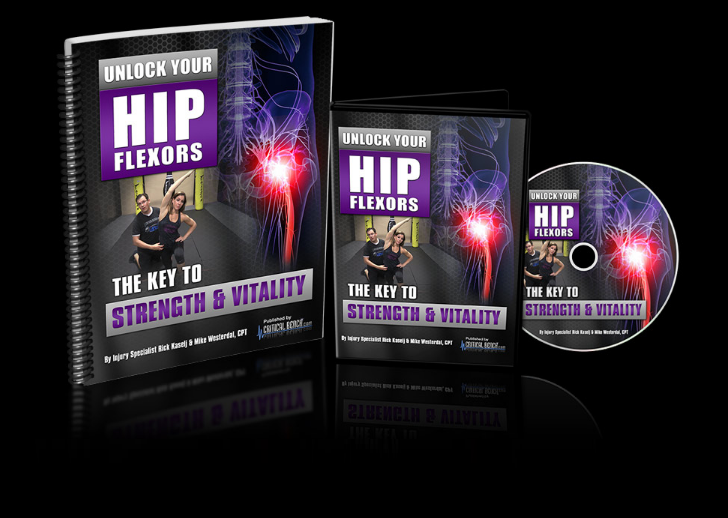Releasing Tight Hip Flexors