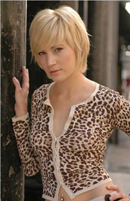 New Short Blonde Hairstyles Http Www Haircut