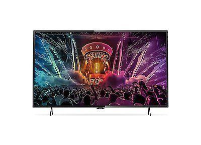 Philips 49pus6101 Led Tv 49zoll 4k Ultra Hd Triple Tuner Smart Tv