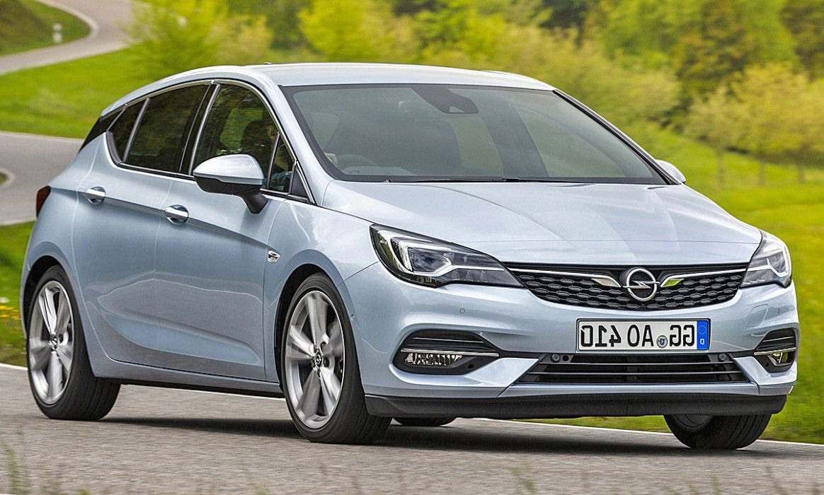 All New Opel Insignia 2022 Looks Better Opel Holden Astra Hatchback