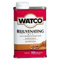 Watco Rejuvenating Furniture Oil
