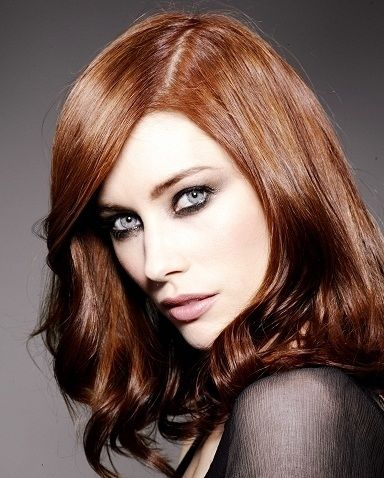 Copper Hair Colour