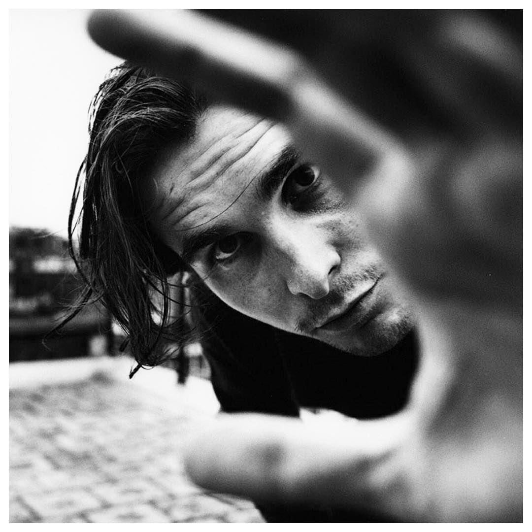 """Christian Bale // """"I am afraid...but I will not run and I will not look back. I will just go deeper. Until I come through."""""""