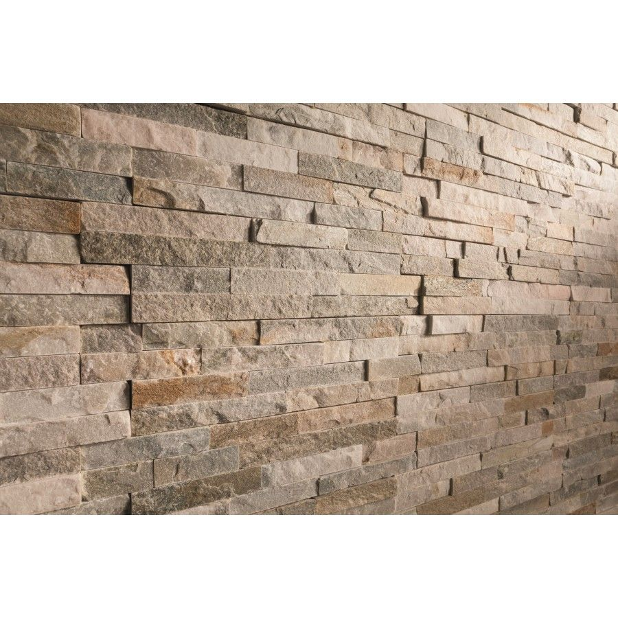 Plaquette de parement slim stone home and office - Joint de mur en pierre exterieur ...