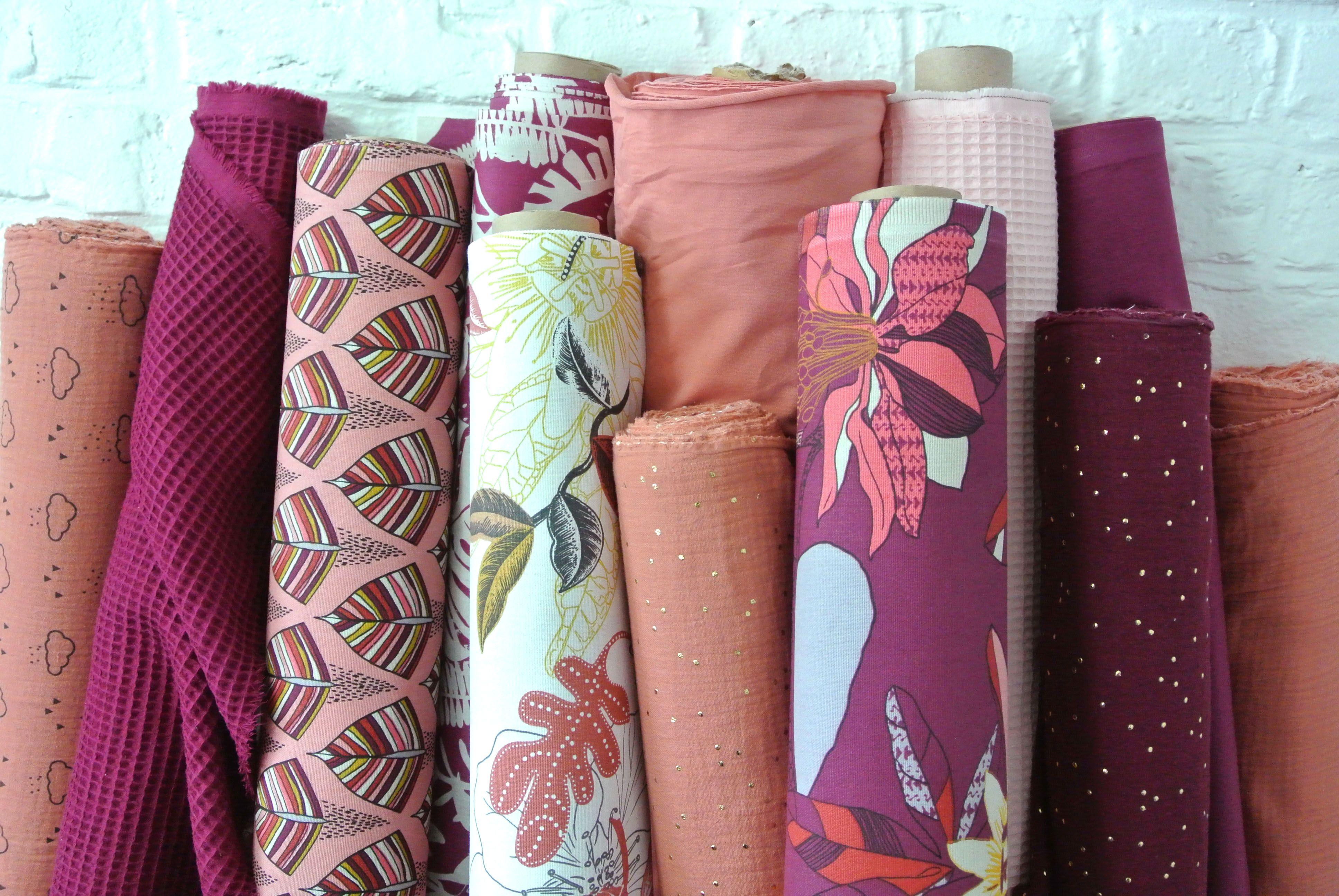Mix Rouleaux De Tissus Tissuimprime Tissu Deco Tissu Imprimer Sur Tissu Deco