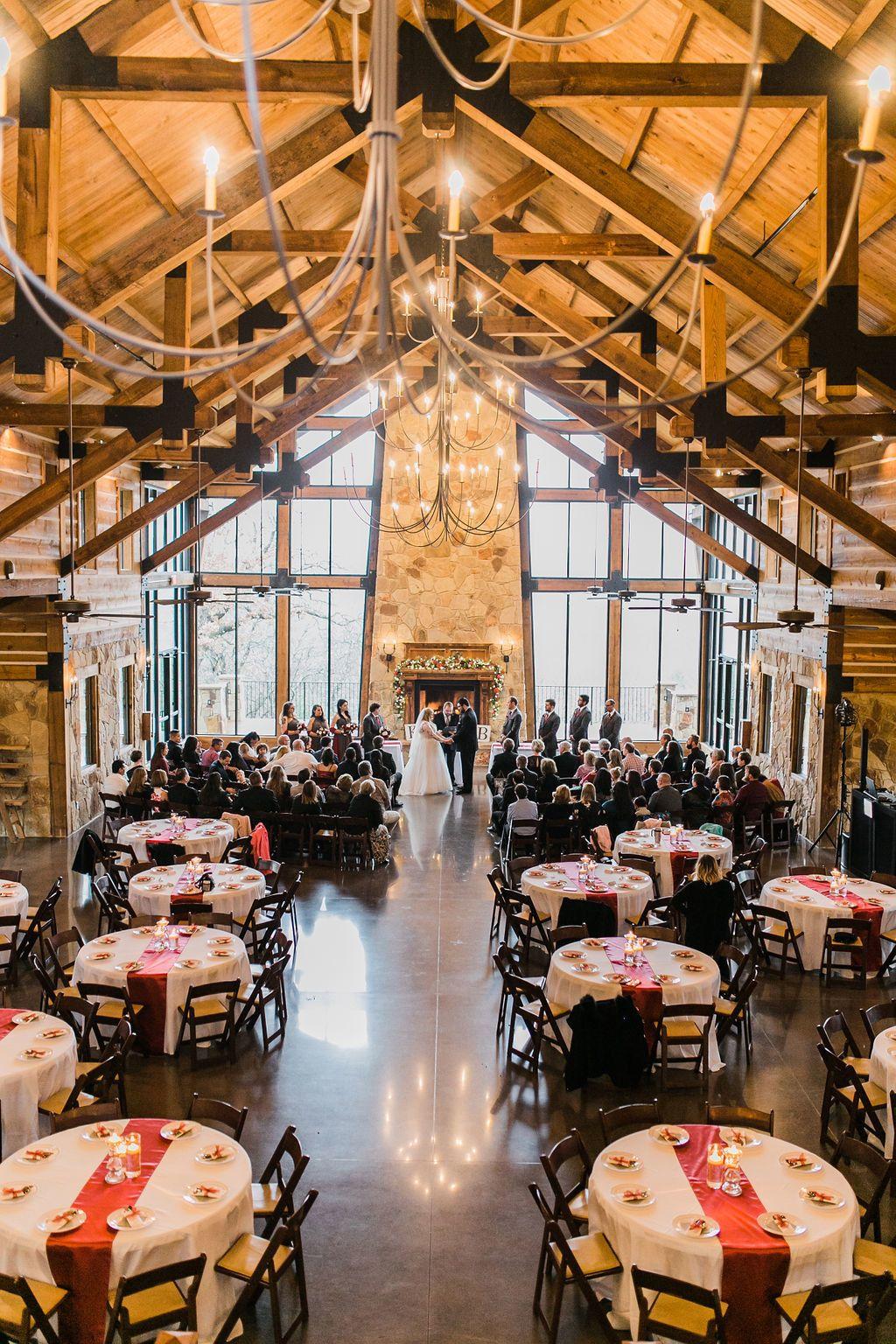 Lodge wedding venue in denton texas dallas wedding