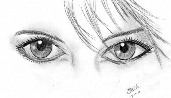 Imagenes De Dos Ojos Llorando Para Dibujar