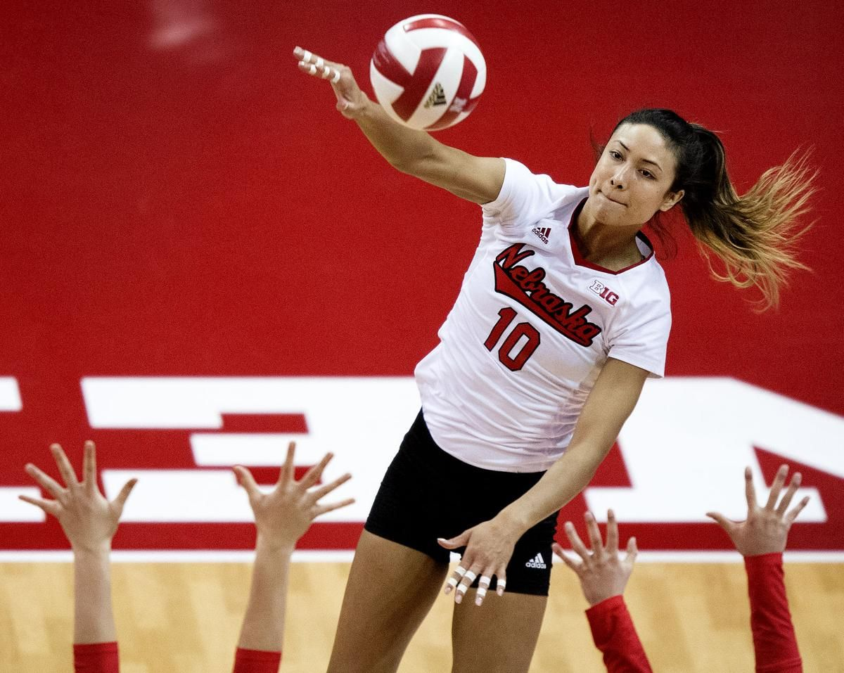 Transfer Lexi Sun Asked John Cook If He D Push Her To Another Level I M Like Yeah Love To Lexi Sun Volleyball Inspiration Female Athletes
