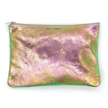 Beautiful leather pouch! By FAB