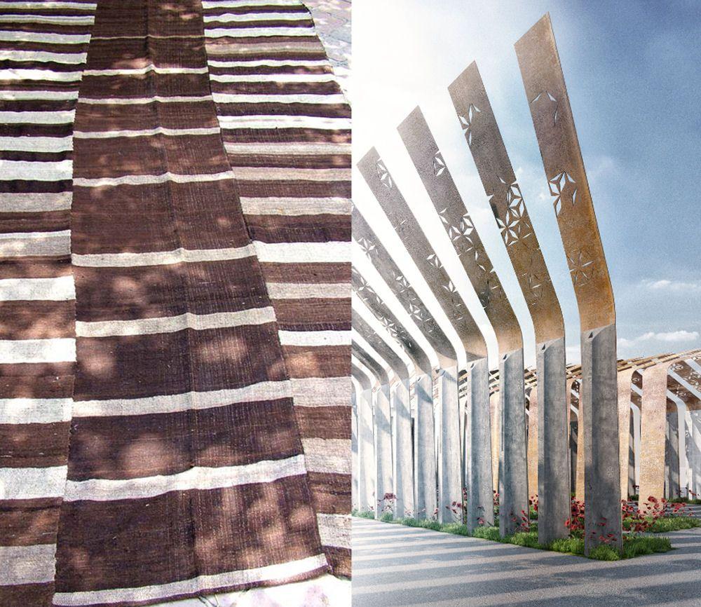 gate desigh. Reyhan Gate waltritsch a+u Gate, Architecture