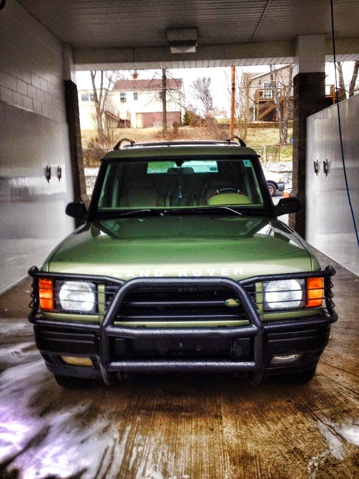 The LAND ROVER is back in action! New motor, transmission, and ...