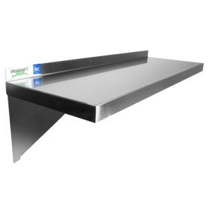 Stainless Steel Restaurant Wall Shelving Dozens Of Sizes And Depths For Any Commercial Kitchen 8 2664 X 1024 Auf