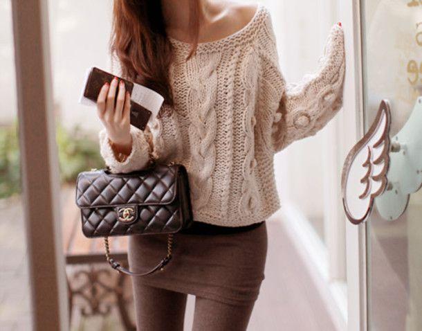 chic~~leisure jumper