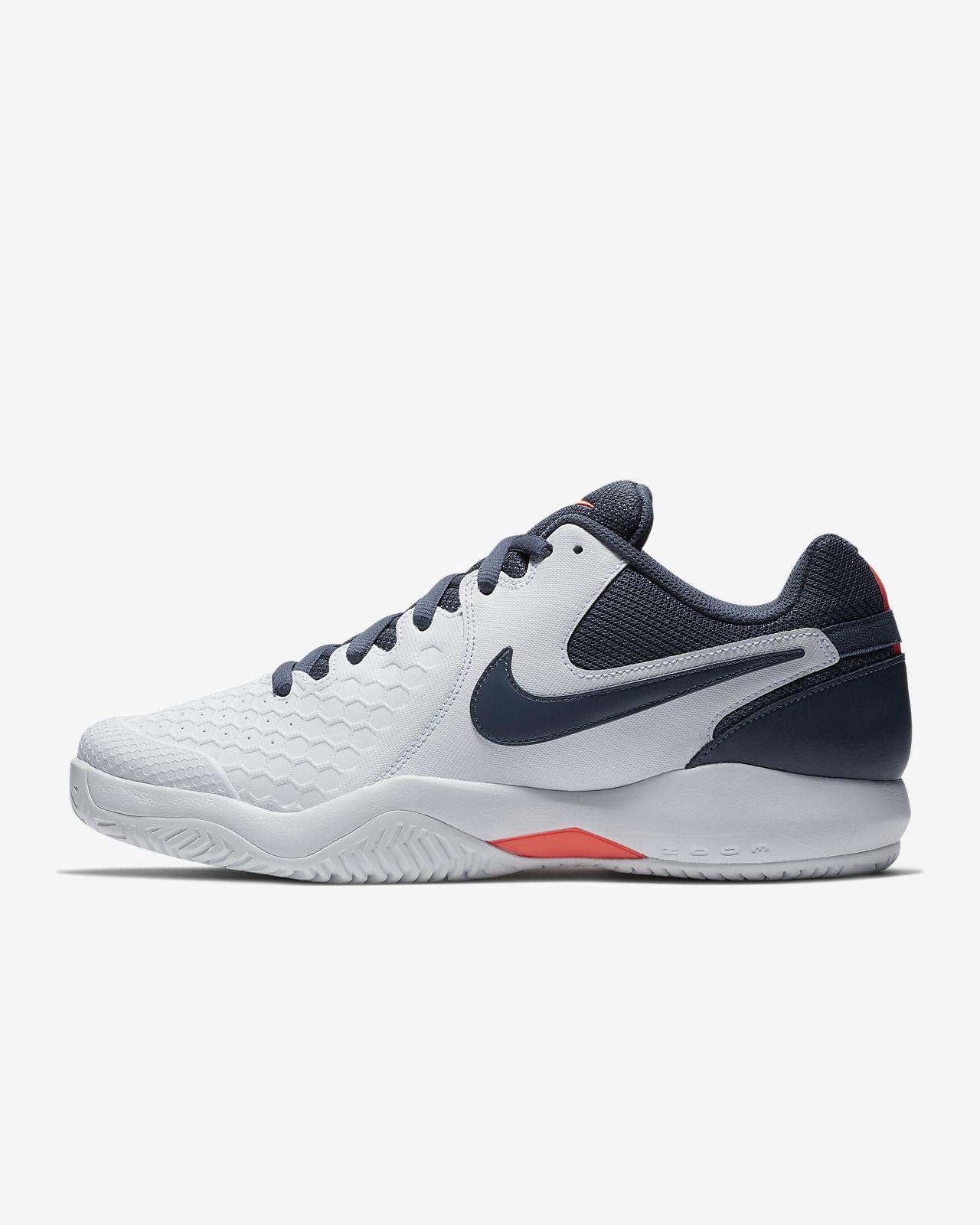 e888e890c1 NikeCourt Air Zoom Resistance Men's Hard Court Tennis Shoe by Nike ...