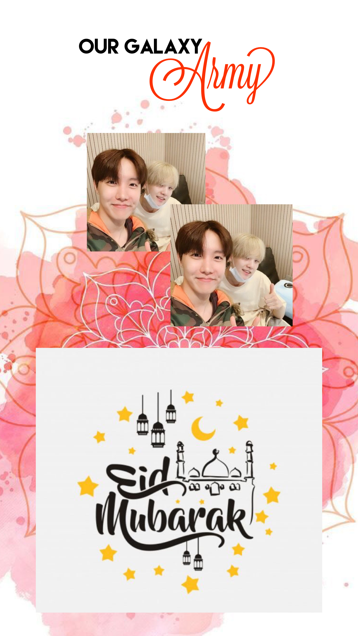 Another Day Another Wallpaper Today I Will Drop E Card Raya E Kad Raya For Muslim All Over The World Eidwithluv Armym Ramadan Kids Bts Wallpaper Cards