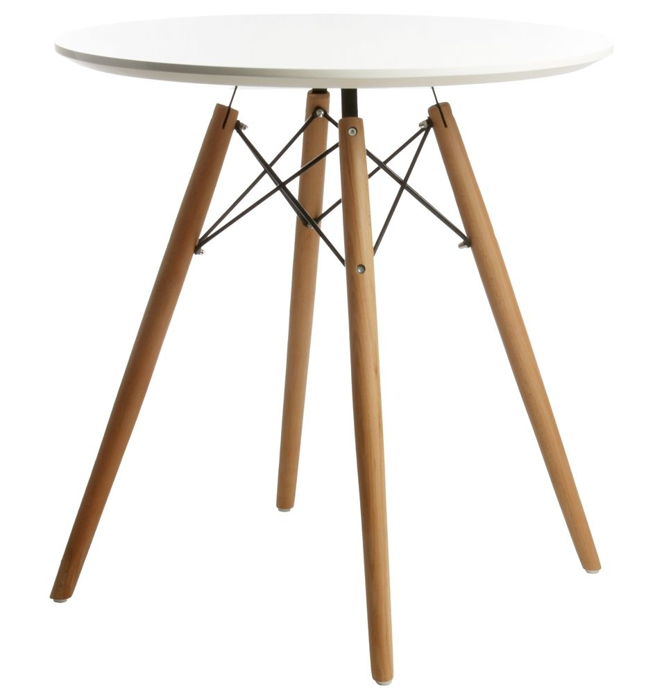 Replica Eames Dsw Dining Table Small By Charles And Ray Eames Matt Blatt Small Dining Table Dining Table Small Dining [ 1000 x 957 Pixel ]