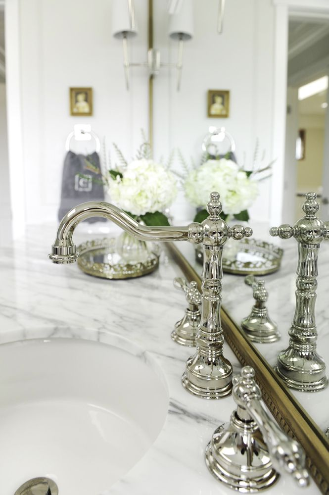 Photo of 10 Ways to Bring Vintage Appeal to Your Basic Bathroom